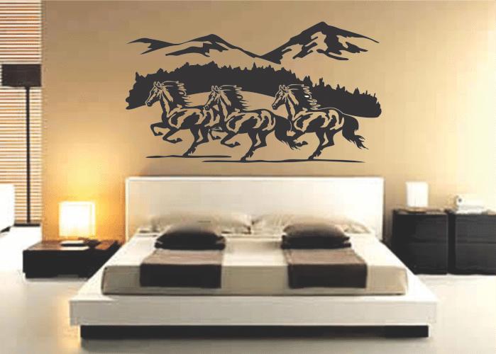 wild sticker decorativ