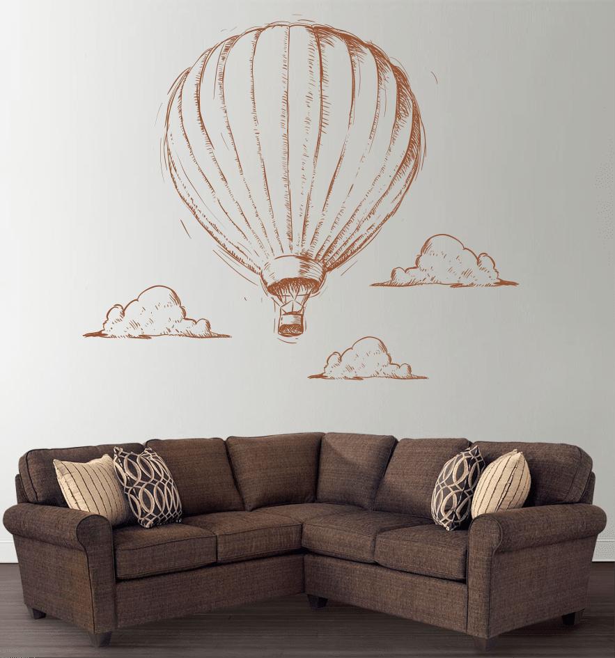 stickere decorative Baloon