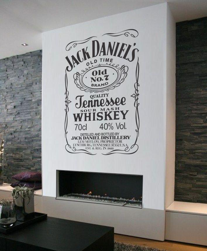 Jack Daniels sicker perete