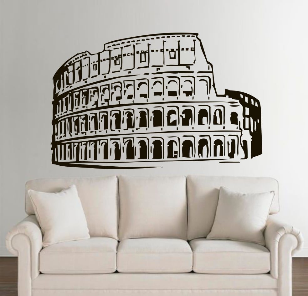 sticker Colosseum