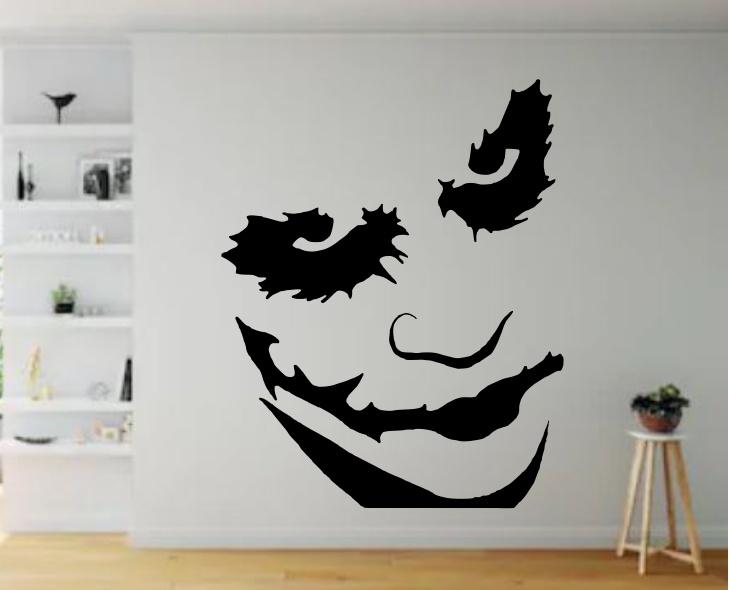 Joker Sticker decorativ