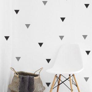 stickere de perete abstract